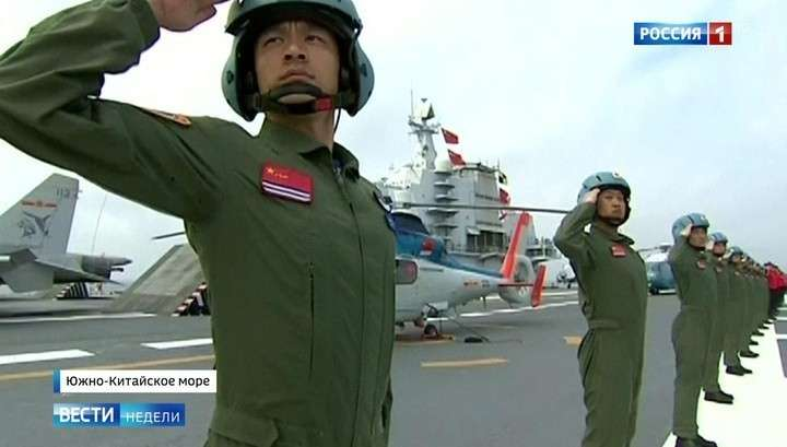 Китай решил создать сильнейший в мире ВМФ