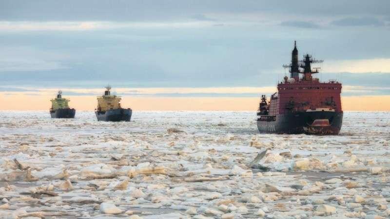 Пиндосы намереваются конфисковать у России Арктику и СМП