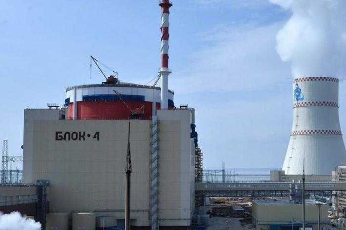 Ростовская АЭС: новый энергоблок №4 введён в строй
