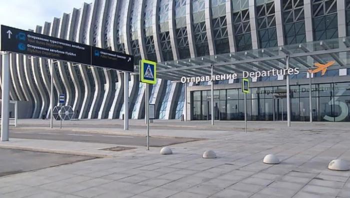 В Симферополе новый терминал аэропорта принял первые рейсы