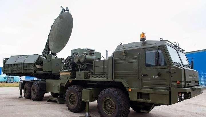 Российские РЭБ серии «Красуха» борются с крылатыми ракетами
