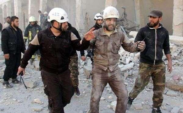 Организаторы инсценировки «химатаки» в Сирии арестованы и уже дают показания
