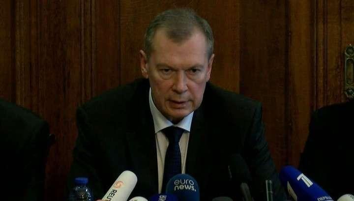 Россия официально обвинила США и Англию в организации провокации с «химатакой» в Сирии
