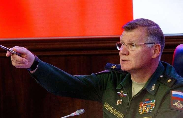 Реальными целями удара США по Сирии были военные объекты, – Минобороны РФ