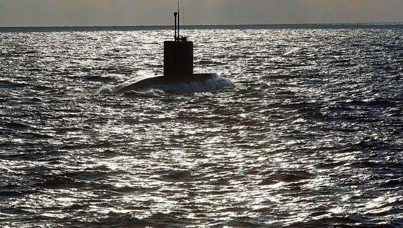 Русские «Черные дыры» заловили британскую подлодку перед ударом по Сирии
