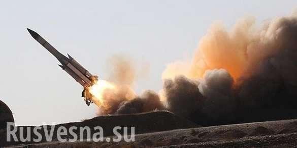 Сирия: советский ЗРК С-200 сбил истребитель террористического Израиля | Русская весна