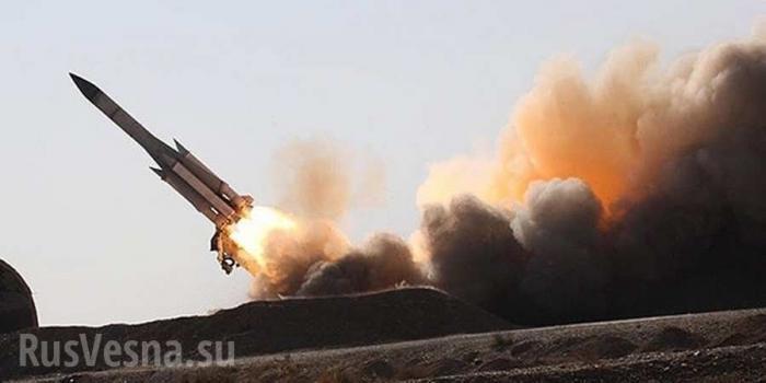 Сирия: советский ЗРК С-200 сбил истребитель террористического Израиля