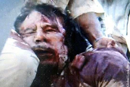 Усыпление Скрипалей и смерть Каддафи. Чувствуется подчерк британских паразитов