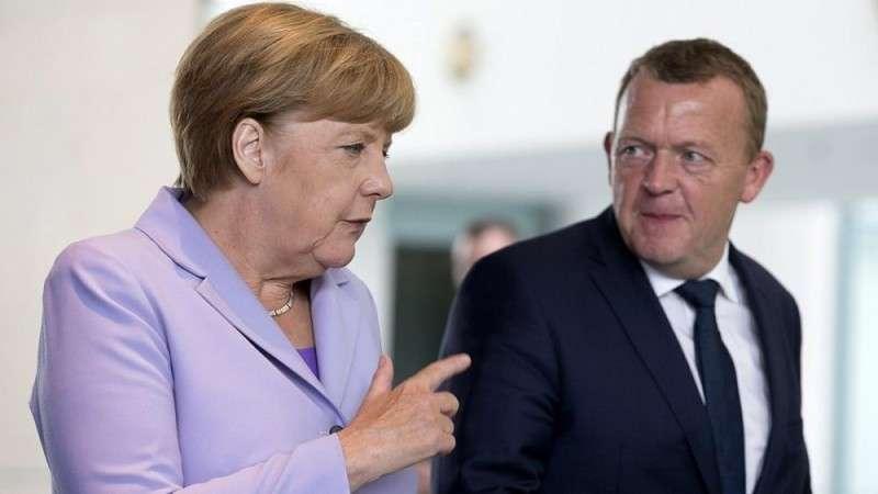 Германия принудила Данию отказаться блокировать «Северный поток-2»