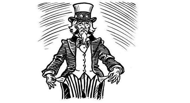 США – банкрот! Что будет дальше и что нам делать с пиндосами?