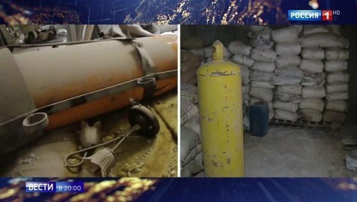 В Сирии американские наёмники синтезировали химическое оружие в промышленных масштабах