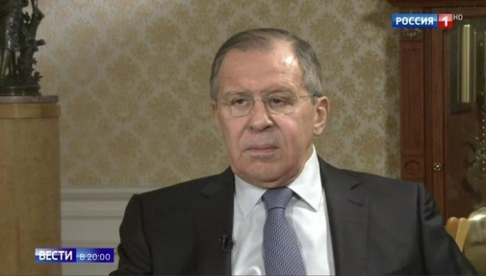 Из интервью Лаврова «демократические» ВВС вырезали третью часть