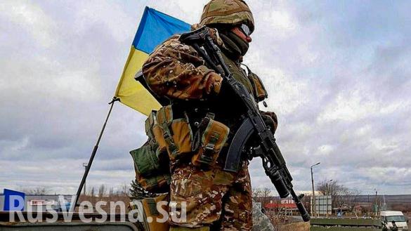 Каратели ВСУ массово крадут оружие и боеприпасы: «Это эпидемия какая-то!» | Русская весна
