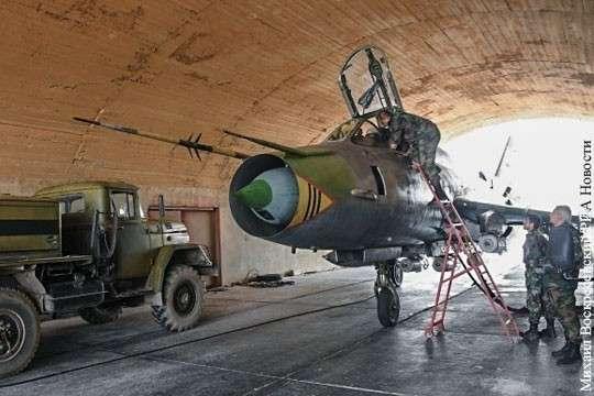 Что кроется за сообщениями о «новой атаке на Сирию»?