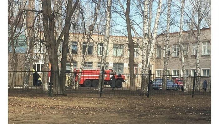 Башкирия: подросток взбесился и устроил в школе пожар и резню