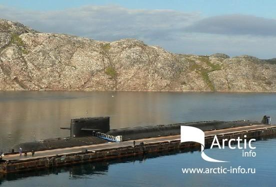 Россия в Арктике развернула глубоководную дивизию