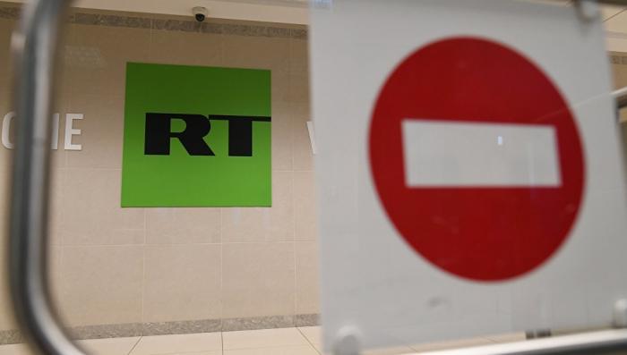 Британия начала запрещать RT под предлогом «дела Скрипаля»