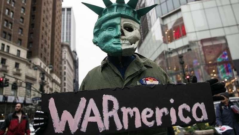 Больной гегемон мира: по темпам агрессии США перегнали даже Гитлера