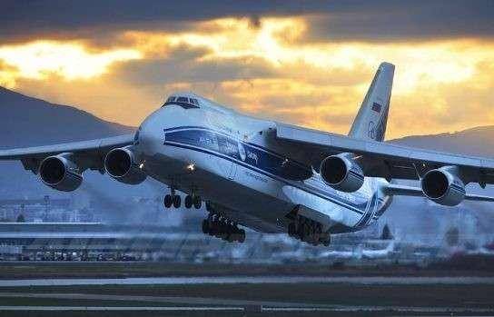 Россия прекращает для НАТО сверхтяжёлые авиаперевозки