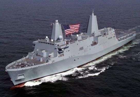 В США ВМФ назвали свои новые корабли «плавающей кучкой мусора»