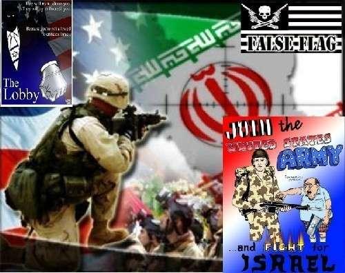 Пиндосы готовят общественное мнение к оправданию удара по Ирану. Ждём нового 9-11