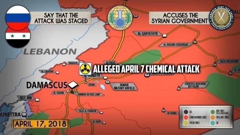 Сирия. США планируют создать вассальное арабское формирование