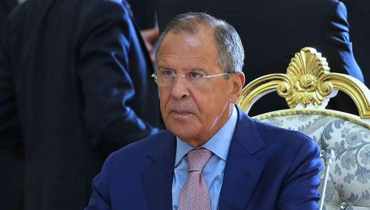 Сергей Лавров: Россия хочет мира на Украине