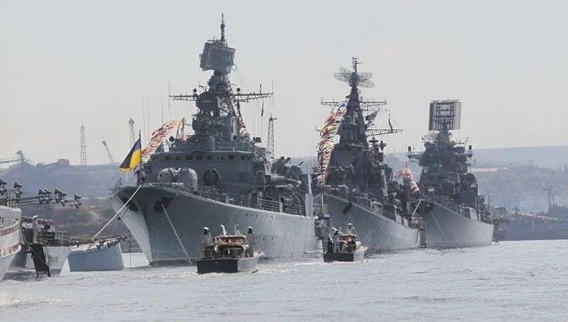 Почему украинские моряки мечтают вернуться в Крым?