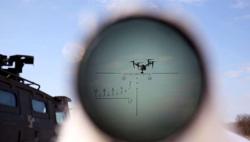 Новые русские убийцы беспилотников «Пищаль» и «Таран» проходят испытания