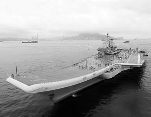 «Дефектный» авианосец СССР сыграл для Китая незаменимую роль