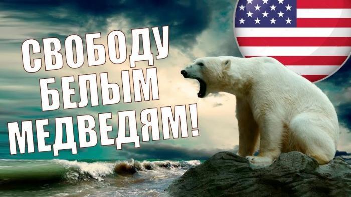 Пиндосы решили отобрать у России Северный морской путь