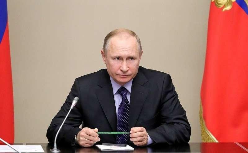 Насовещании спостоянными членами Совета Безопасности.
