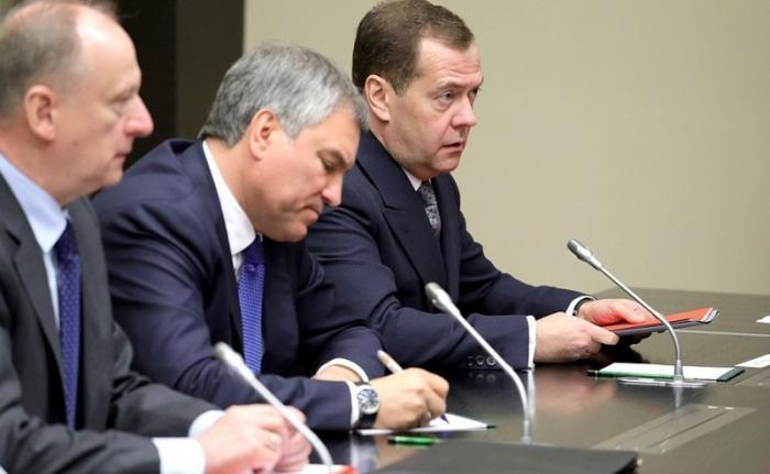 Владимир Путин провёл совещание по Сирии с постоянными членами Совета Безопасности