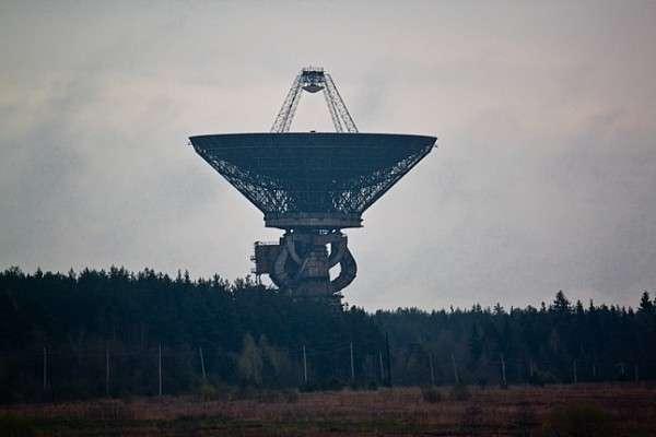 Россия восстановила Центр дальней космической связи в Евпатории