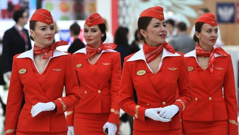 Работникам Аэрофлота перекрыли доступ в США