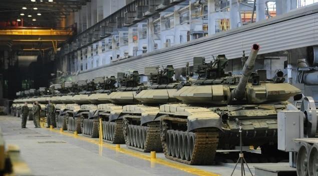 Гособоронзаказ для армии России на 2018 год перевыполняется