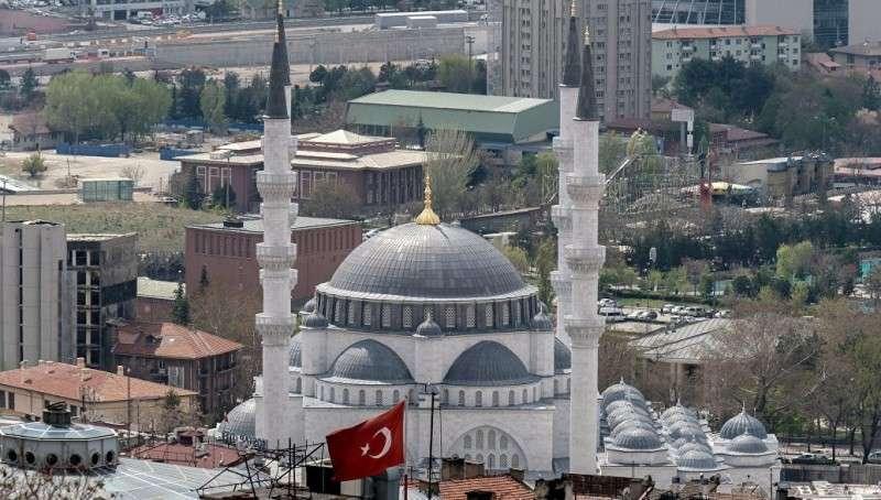 Турция вывезла из США весь свой золотой запас. Осталось проверить нет ли там вольфрама