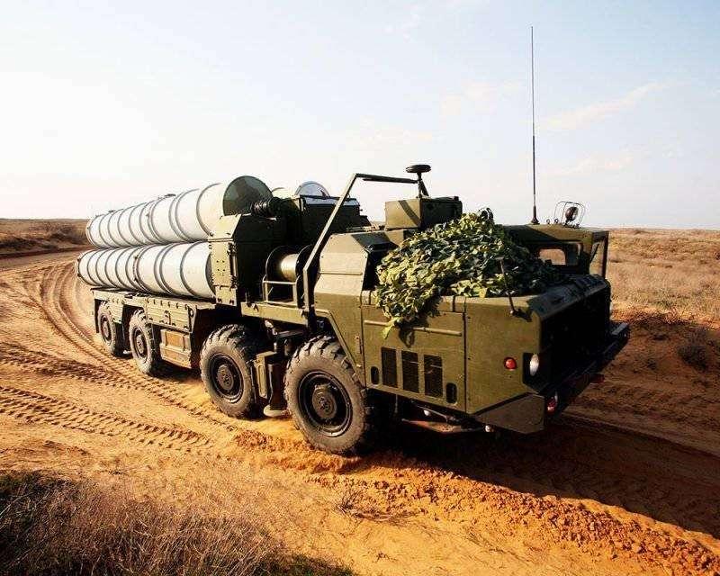 С-300 в Сирии или когда настанет армагеддон для израильских ВВС
