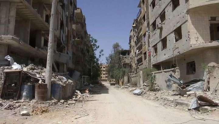 В Сирии нашли новые доказательства производства химоружия американскими наёмниками