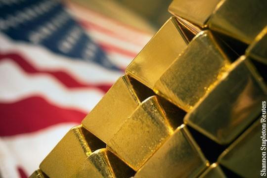 Турции чудом удалось вернуть свое золото из рук Вашингтона. Подробности