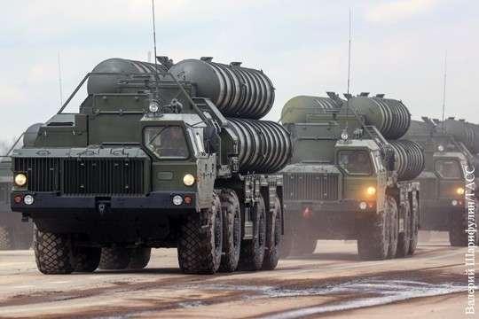 С-300 в Сирии могут стать целью для Израиля