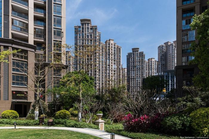 Как в Китае строят и можно ли чему-то у них поучиться? Хотели бы вы так жить?