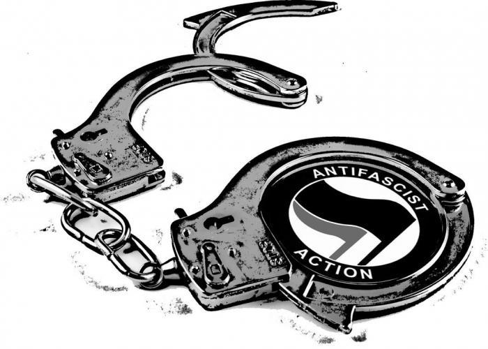 Латвия, оказывается, наказала Россию, арестовав антифашиста