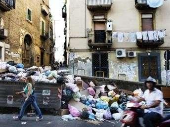 Воображаемый Неаполь против реального Салехарда