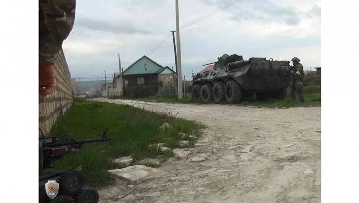 Дагестан: ликвидировали девять боевиков планировавших теракт на 1 мая