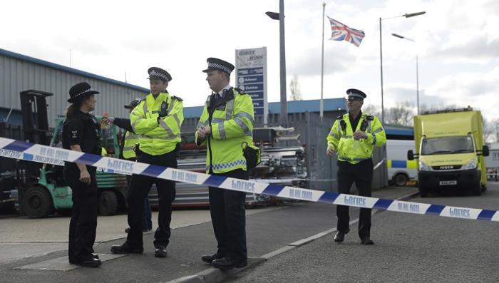 Скрипалей отравил экс-агент ФСБ «Гордон», британские лживые СМИ