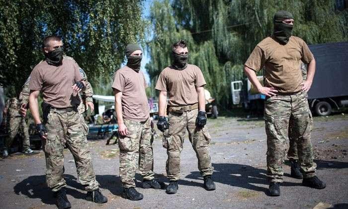 Киевская власть Цапков. На Украине грядет криминальная революция и исход, как минимум, восьми миллион её граждан