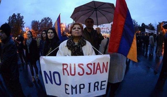 Революция в Армении. Что должна сделать Россия?