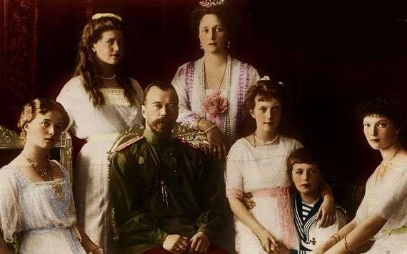 Николай II расстрелян не был и встречался со Сталиным