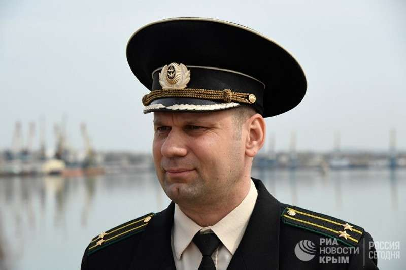 Как российские суда защищают от украинских пиратов в Азовском море